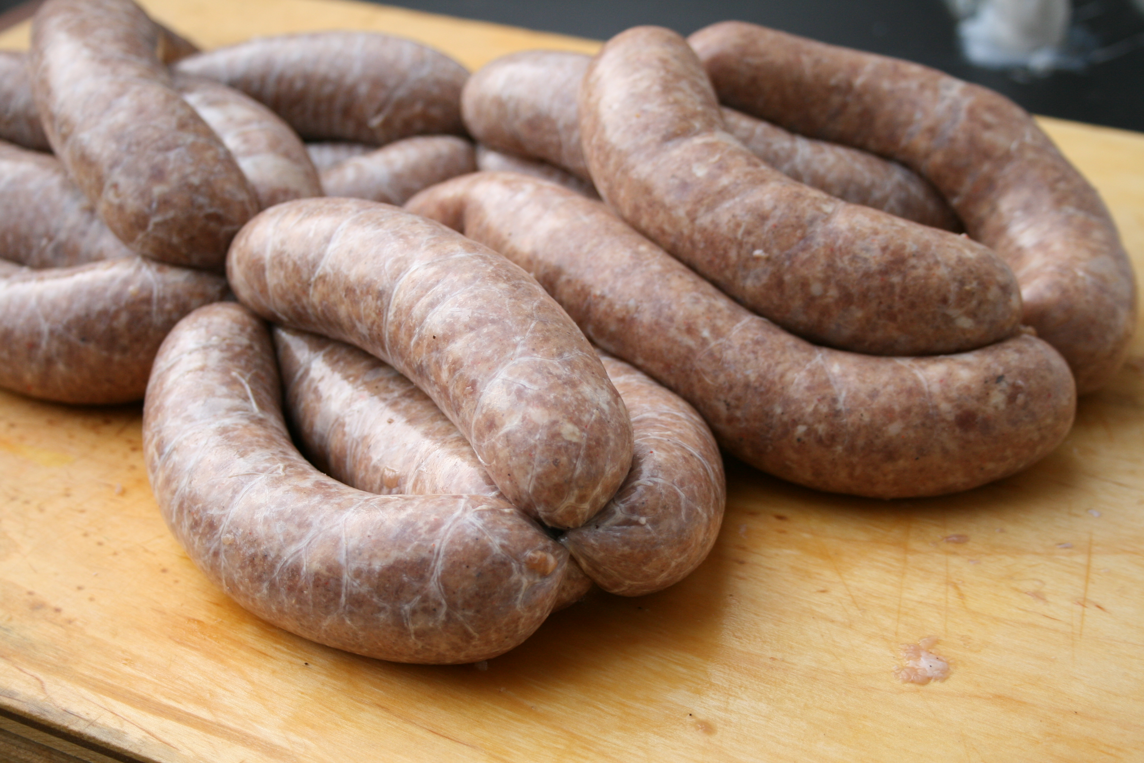 How to cook homemade sausage